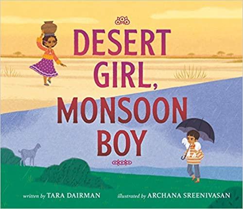 Desert Girl Monsoon Boy